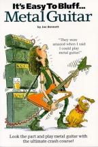Bennett Joe - It's Easy To Bluff... Metal Guitar - Guitar Tab
