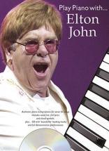John Elton - Play Piano With + Cd