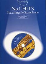 Guest Spot - N°1 Hits + Cd - Saxophone Alto