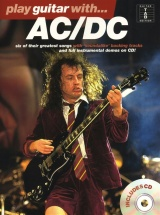 Play Guitar With...  Ac/dc +cd