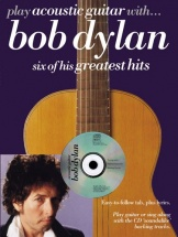 Dylan Bob - Play Acoustic + Cd - Guitar Tab