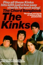 The Kinks The Chord Songbook - Lyrics And Chords