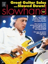 Slowhand Great Guitar Solos Book Two + Cd - Guitar Tab