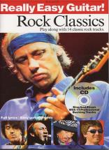 Really Easy Guitar - Rock Classics + Cd