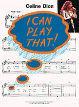 Can Play That Celine Dion-easy To Play Piano Arrangements-music- Piano Solo