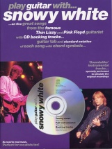 Play Guitar With... Snowy White + Cd - Guitar Tab