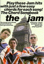 Peter Evans - The Jam Chord Songbook - Lyrics And Chords