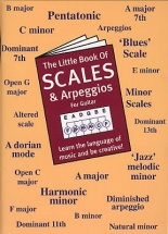 The Little Book Of Scales And Arpeggios For Guitar- Guitar