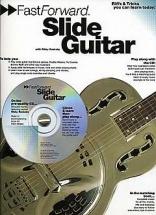 Fast Forward Slide Guitar + Cd - Guitar
