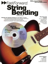 Fast Forward String Bending Guitar + Cd - Guitar