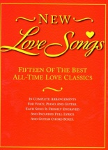 New Love Songs - Fifteen Of The Best All-time Love Classics - Pvg