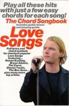 Love Songs Chord Songbook - Lyrics And Chords