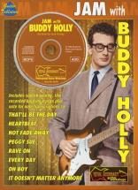 Holly Buddy - Jam With + Cd - Guitar Tab