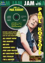 Kossoff Paul - Jam With + Cd - Guitar Tab