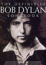 Dylan Bob - Definitive Songbook - Pvg