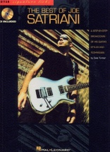 The Best Of Joe Satriani + Cd - 0 - Guitar Tab