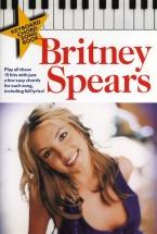 Britney Spears - Keyboard Chord Songbook - Lyrics And Chords