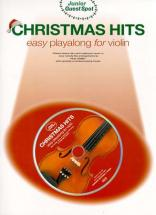 Guest Spot Junior - Christmas Hits Easy Playalong + Cd - Violon