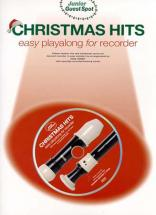 Guest Spot Junior - Christmas Hits Easy Playalong + Cd - Recorder