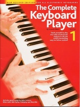 Baker K - Complete Keyboard Player - Bk. 1 - Keyboard