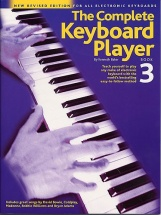 Kenneth Baker - The Complete Keyboard Player, Book. 3 - Keyboard