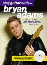 Adams Bryan - Play Guitar With + Cd - Guitar Tab