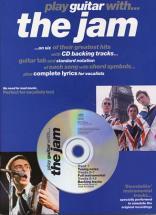 Jam - The Play Guitar With + Cd - Guitar Tab