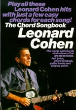 Cohen, L Chord Songbook - Lyrics And Chords