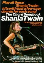 Shania Twain - Chord Songbook - Lyrics And Chords