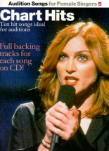 Audition Songs For Female Singers 5 - Chart Hits - Pvg