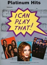 I Can Play That! - Piano Solo