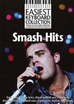Smash Hits - Twenty-two Easy-to-play Melody Line Arrangements - Melody Line, Lyrics And Chords