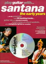 Play Guitar With... Santana (the Early Years) + Cd