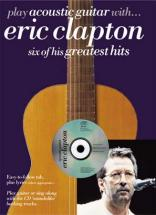 Clapton Eric - Play Acoustic Guitar With + Cd - Guitar Tab