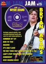 Adams Bryan - Jam With + Cd - Guitar Tab