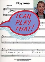 I Can Play That! Boyzone - Lyrics And Chords
