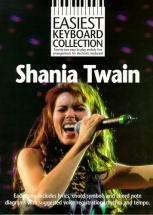 Twain Shania - Shania Twain - Easiest Keyboard Collection - Keyboard