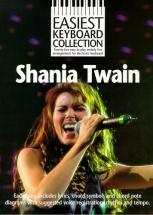 Twain Shania - Shania Twain - Easiest Keyboard Collection - Keyboard