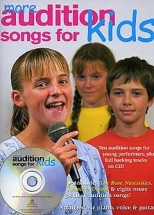 More Audition Songs For Kids - Pvg
