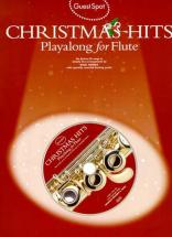 Guest Spot - Christmas Hits Playalong For + Cd  - Flute