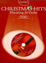 Guest Spot + Cd - Christmas Hits - Violin