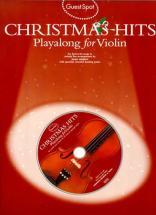 Guest Spot + Cd - Christmas Hits - Violin