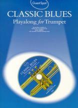 Guest Spot - Classic Blues + Cd - Trumpet