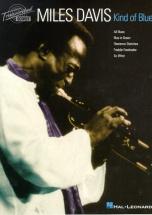 Miles Davis Kind Of Blue - Band Score