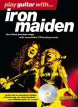 Iron Maiden - Play Guitar With + Cd - Guitar Tab