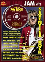 Jam With Seventies Rock + 2 Cd - Guitar Tab