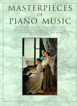Weir Albert - Masterpieces Of Piano Music - Piano Solo