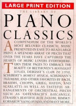 The Library Of Piano Classics Large Print Edition - Piano Solo