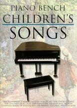 The Piano Bench Of Children