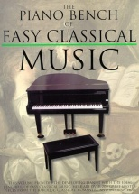 Appleby Amy - The Piano Bench Of Easy Classical Music - Piano Solo